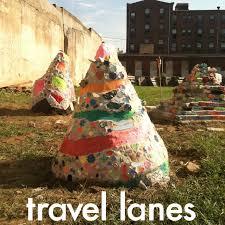 travel lanes