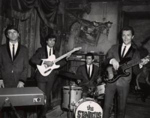 From left: Larry Tamblyn, Tony Valentino, Dick Dodd and Gary Lane
