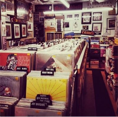 vinyl-groove