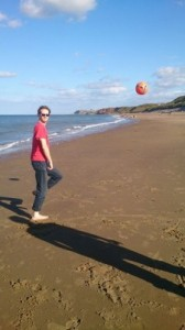 Knee ball
